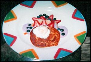 Nana Berry Shortcake Recipe