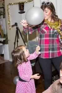 NYE kid party