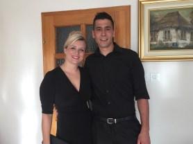 Friends in Bihac, Bosnia and Herzegovina