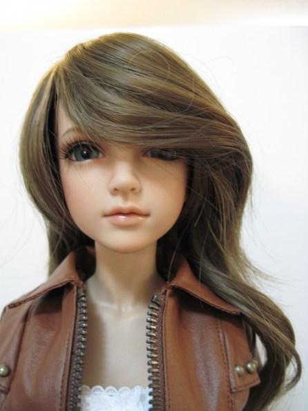 Nadja's hair 1