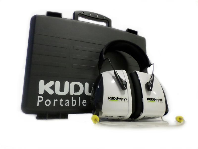Kuduwave with case