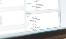 Strato Client Screen