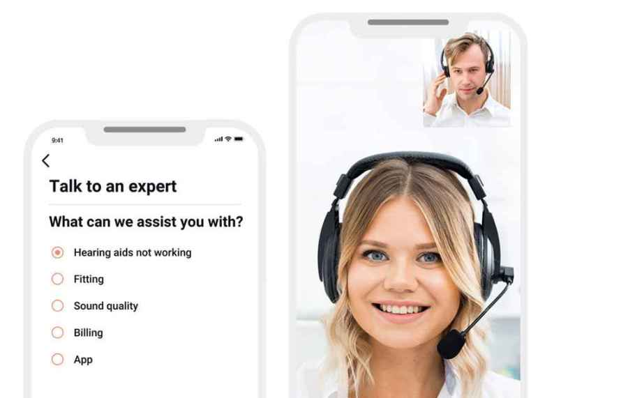 Lexie Hearing Video Support