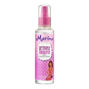 Actively Energetic Body Mist Cologne