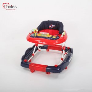 Tinnies Baby Walker with Rocking