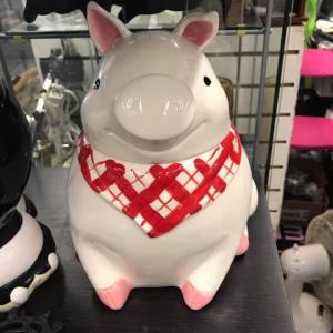 Piggy Bank (Red)