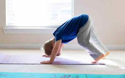 Family Yoga At Home