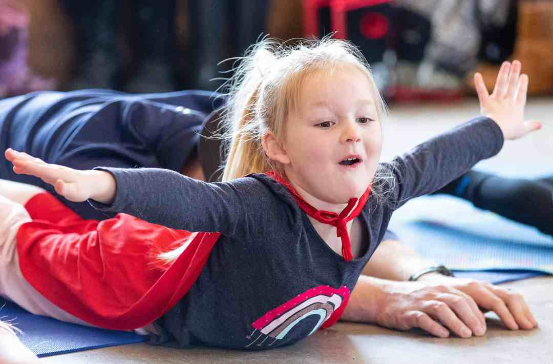 Yoga for Kids Traverse City