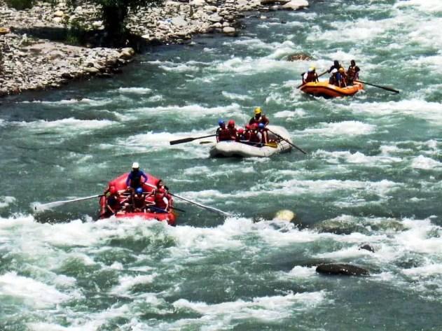 Beas river Manali