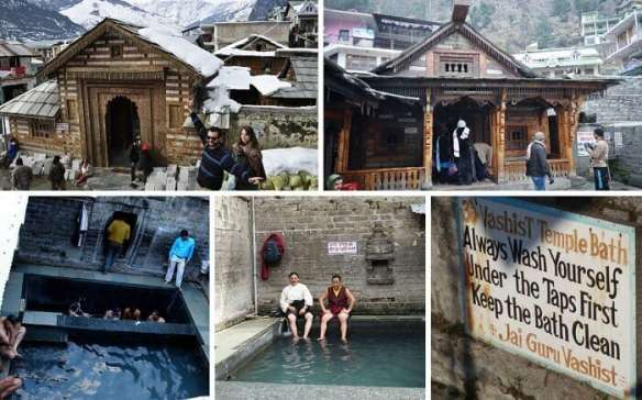 Vashisht Hot Water Springs and Maa Sharvari Temple