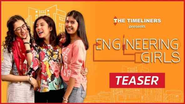 Engineering Girls web series