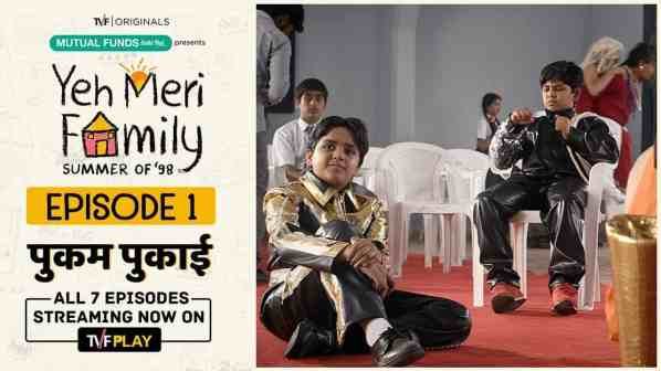 Yeh Meri Family web series