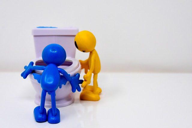 can you pee or poop in a bidet