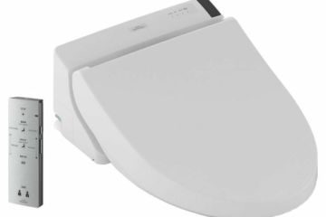 best elongated bidet toilet seat