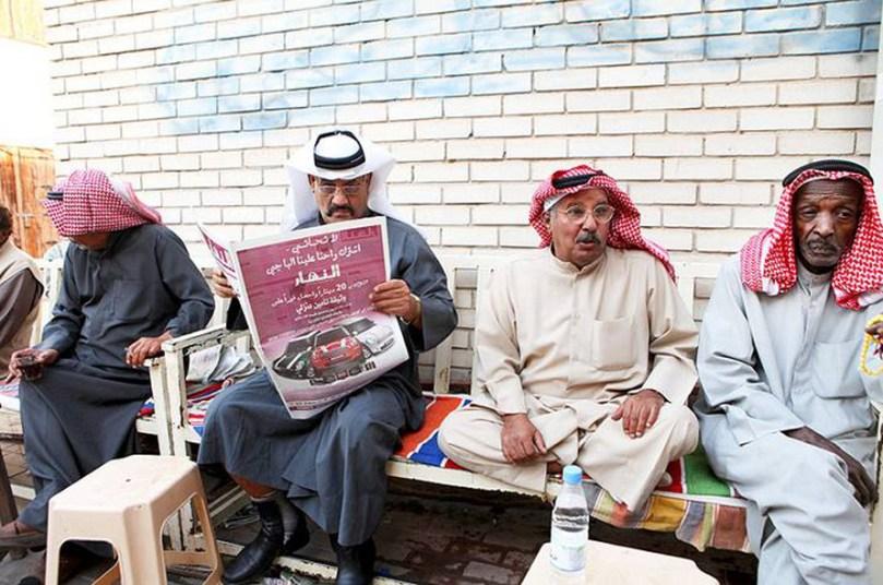 Diwaniyas: Kuwait's own culture – justbluedutch