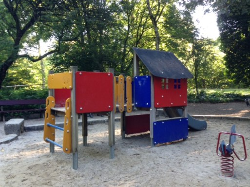 Playground in Künnettegraben