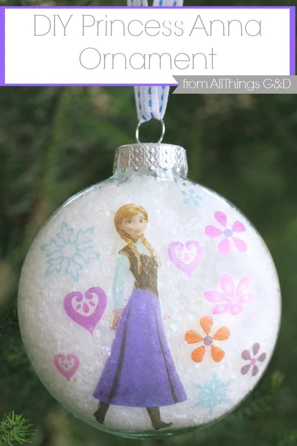 15 Fabulous DIY Disney Inspired Ornaments To Bring Some