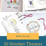 32 Fabulous October Bullet Journal Themes Halloween Fall And Pumpkins Galore