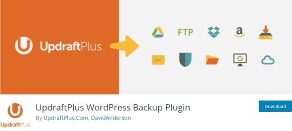 best wordpress backup plugin