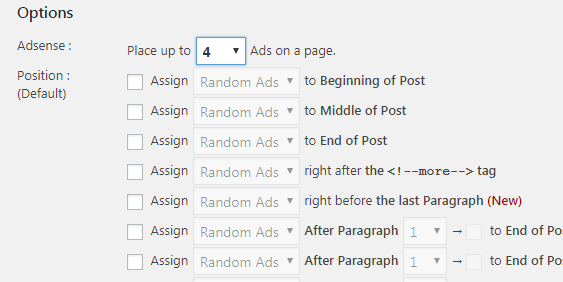Best WordPress Advertising Plugins 2018