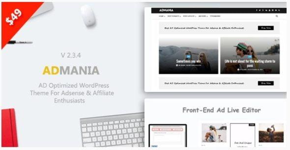 best SEO WordPress themes