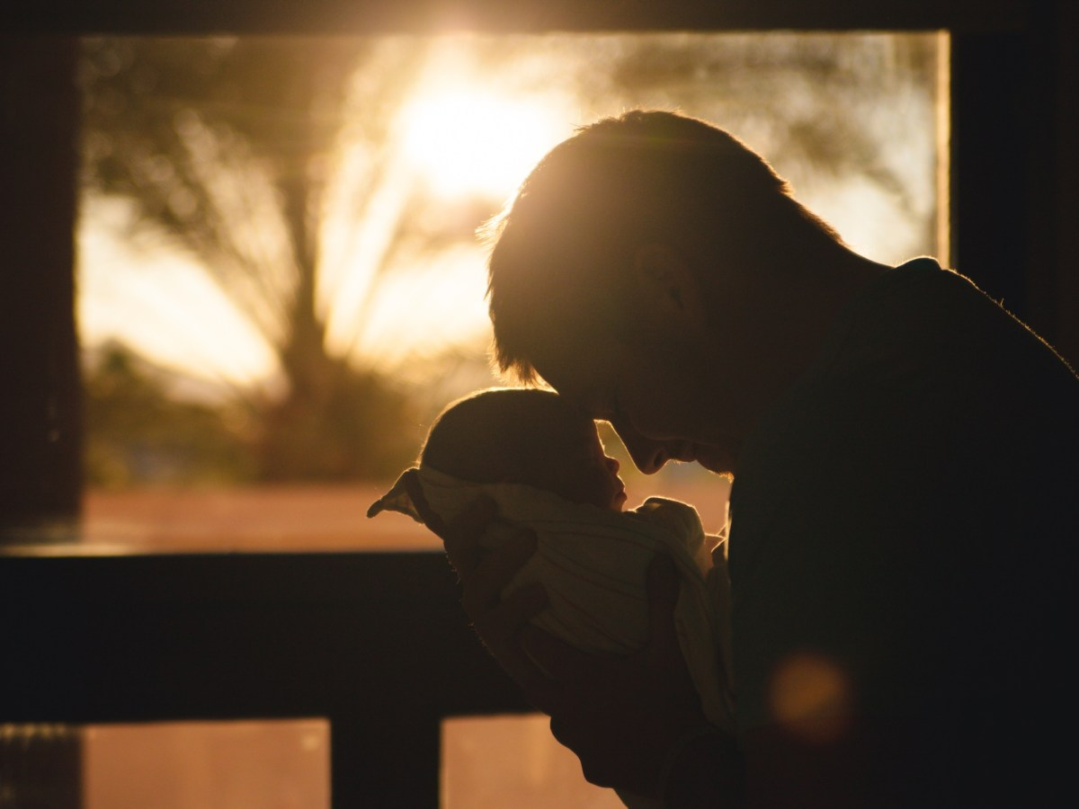 baby-and-father