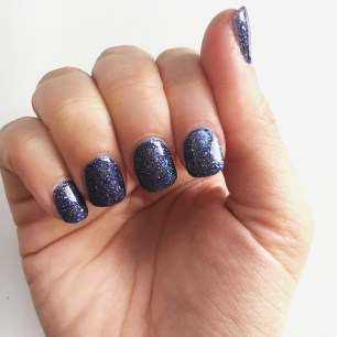 Starry Sapphire by Shellac