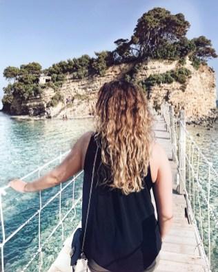 Loopbrug naar Cameo Island