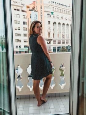 Mini balkon