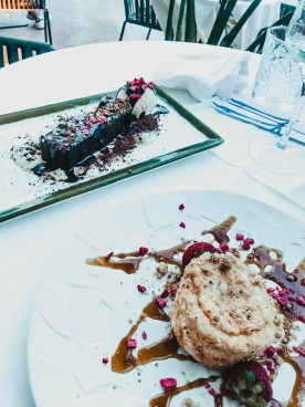 Chocolade taart & Cheesecake