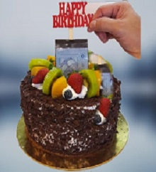 Photo Pulling Cake in Pune