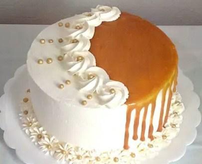 Caramel cake in pune