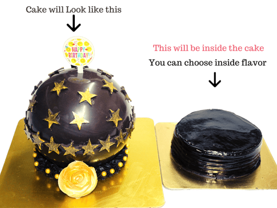 Pinata Cake Delivery in Pune