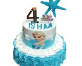 Frozen Them Cake OR Elsa Theme Cake in Pune