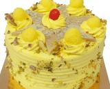 Rasmalai Kaju Katli Cake in Pune