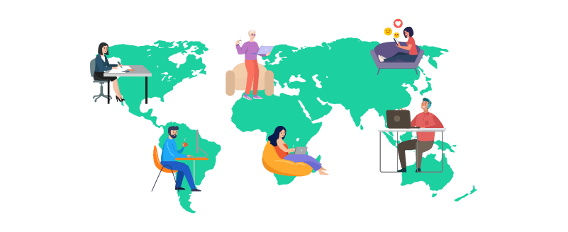 Tools For Productive Remote Teams|Connect, Engage & Collaborate
