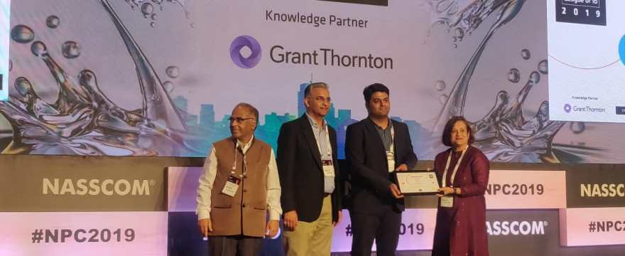 JustCall wins Nasscom Emerge 50 Award 2019