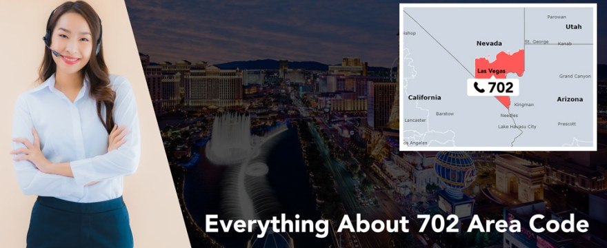 Everything About 702 Area Code for Local Business Presence in Las Vegas, Nevada
