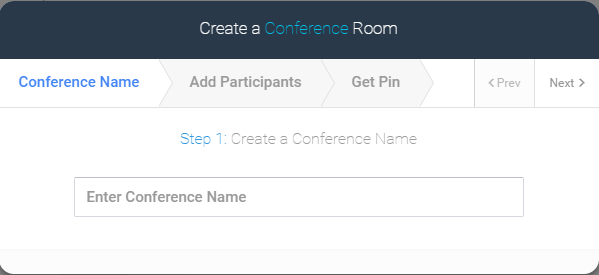 host conference calls