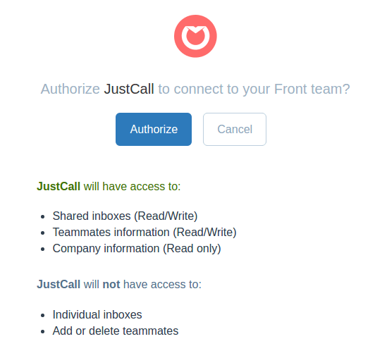 justcall-front-step-two
