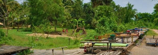 battambang nory bamboo train