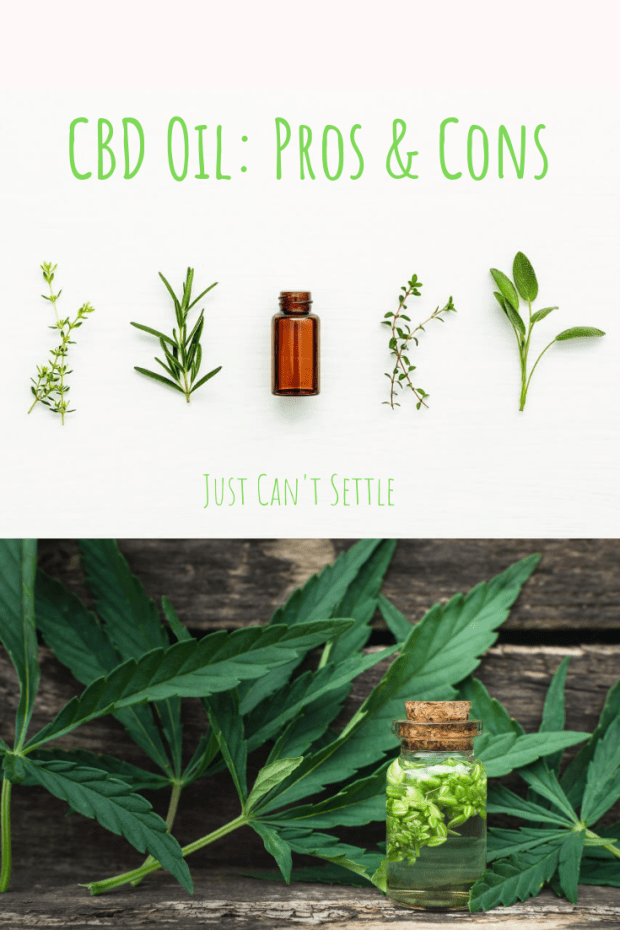 CBD Oil Pros and Cons