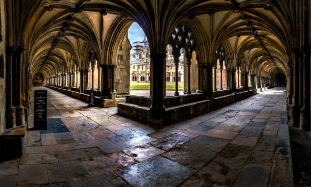 things to do in norwich cathedral cloisters