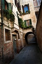 A Street of Venice