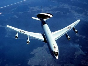 Strangest-Planes-Pictures-From-Around-The-World-AWACS-Radar-Plane