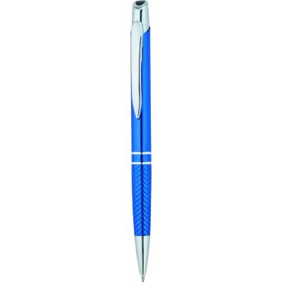 Toronto metal pen blue