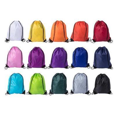 Drawstring Sports Bag Colour options
