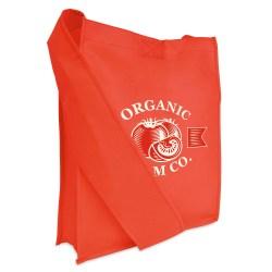custom printed satchel