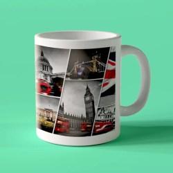 Custom printed mugs