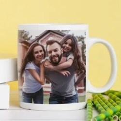 personalised photo mug printing